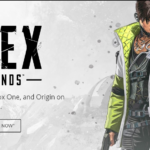 Apex legends For PlayStation 4, Xbox One, and Origin on PC