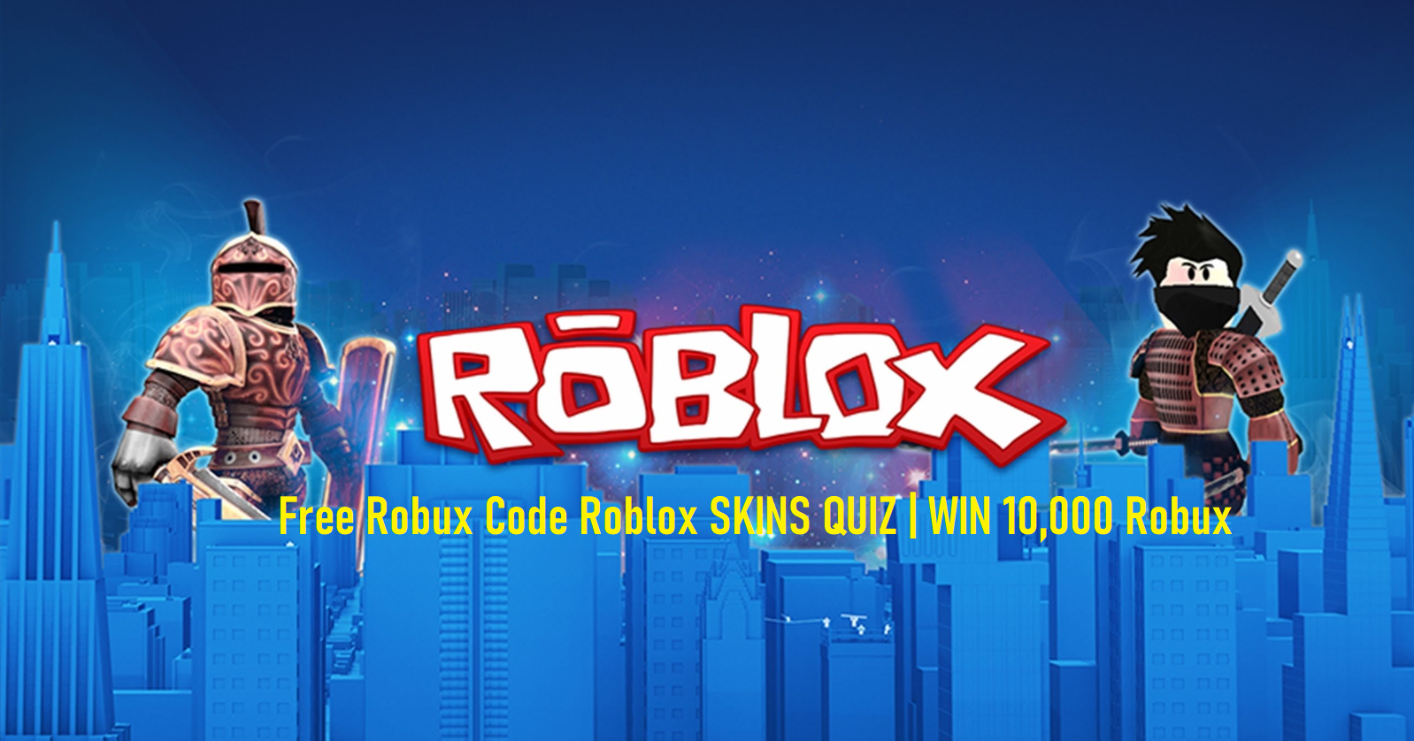 How to get free robux Roblox