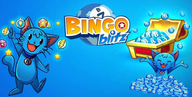 Bingo Blitz Bonus Collector (Coins, Credits & Power-ups)